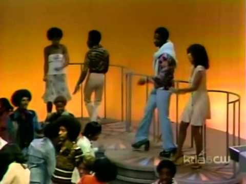 Soul Train Dancers (Sly & The Family Stone - Loose Booty) 1974