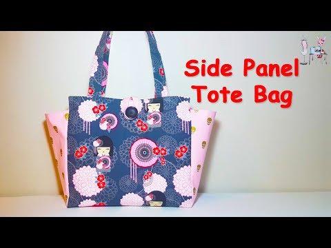 TOTE BAG   DIY BAG   HANDBAG   BAG TUTORIAL   BAG MAKING   COURDRE UN SAC   DIY BOLSA