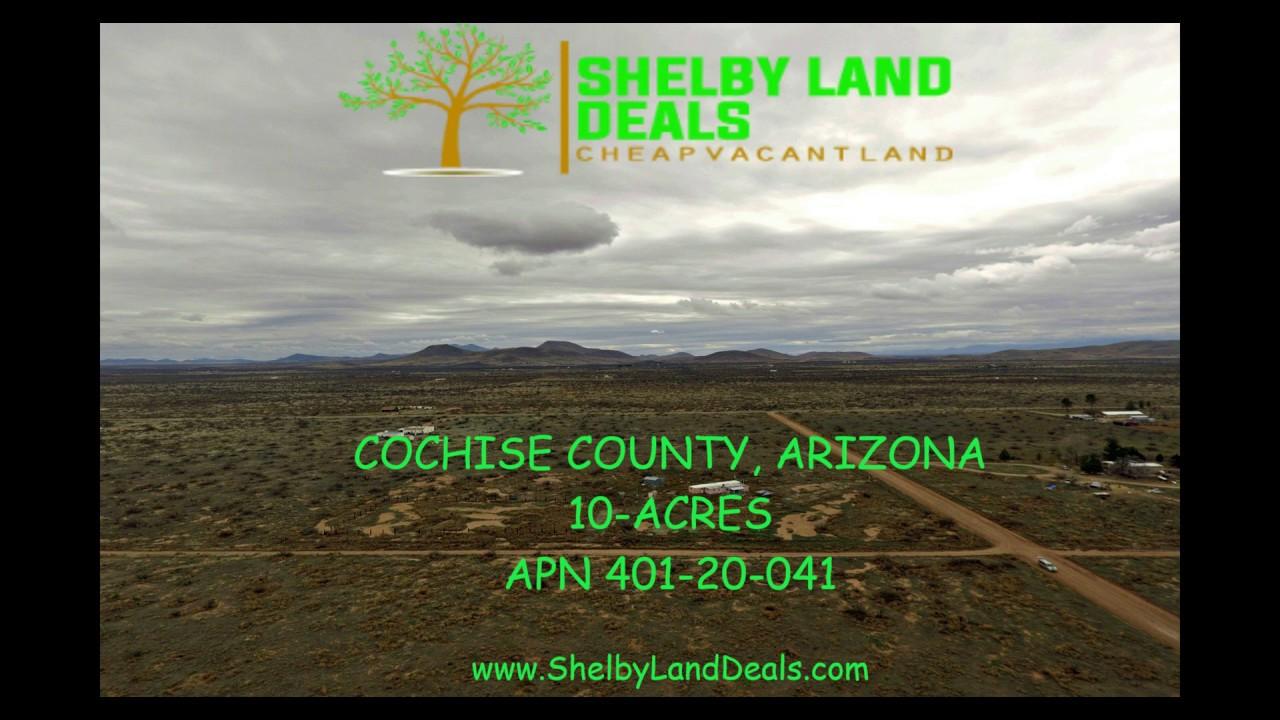 Sunizona Acres Property - Cochise County, AZ