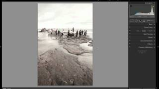 Lightroom Tutorial: Straightening Horizon Lines
