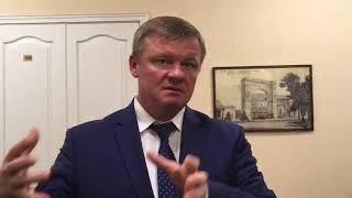 Михаил Исаев намерен расширить границы Саратова