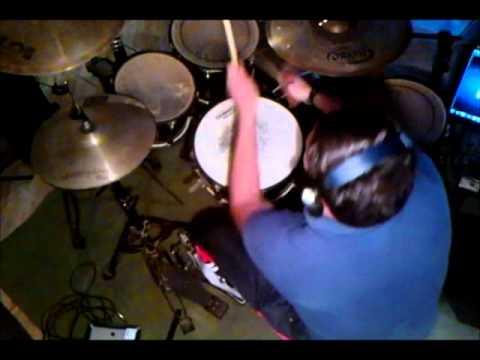 Detonautas  - Ei pera'e! (cover Drum Heron Teixeira)