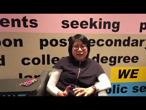 Video 32 (Question 6) Interview with Lewisa Anciano