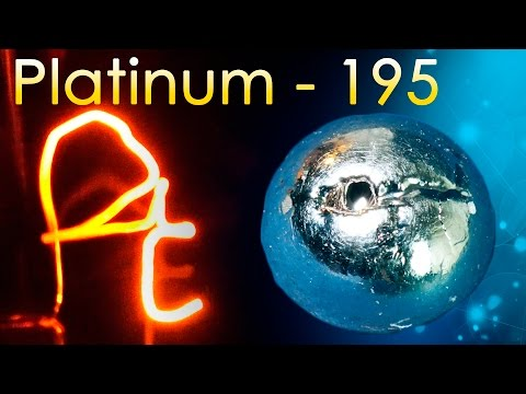 Platinum  - The MOST PRECIOUS Metal on EARTH!