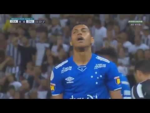 Ceará 0 x 0 Cruzeiro   Melhores Momentos BRASILEIRÃO 25/09/2019