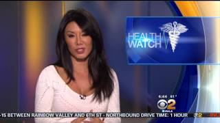 Sharon Tay 2015/06/03 CBS2 Los Angeles HD