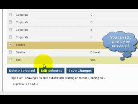 REM Hub Manage Contacts Tutorial