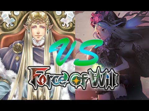 Force of Will (TCG) Feature Match: Faerur Umr Combo vs. Pricia/Mariabella Agro
