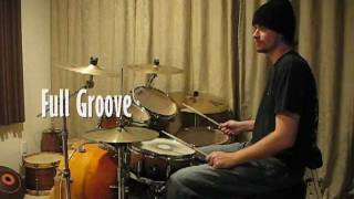 How to Play Cory Asbury - Where I Belong  DRUMS
