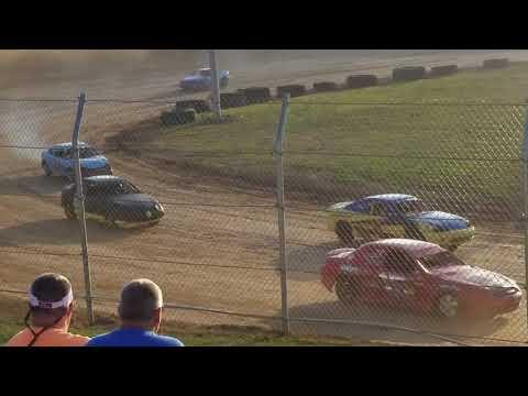 Florence speedway Hornet heat race #3. 7-20-19