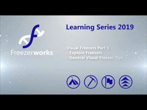 Visual Freezers Pt  1