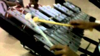 Training Drumband Gita Cedekia_kattyperry Firework