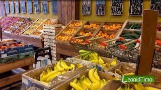 Покупки продуктов питания и цены в Аргентине. Обзор.