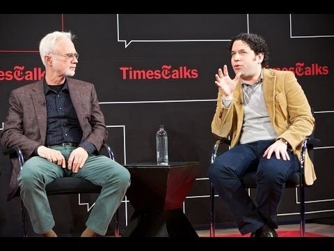 Gustavo Dudamel & John Adams | TimesTalks | Interview