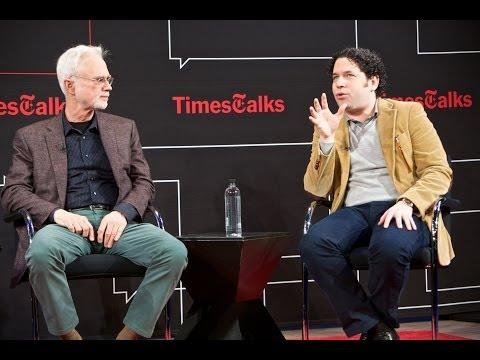 Gustavo Dudamel & John Adams | TimesTalks | Interview
