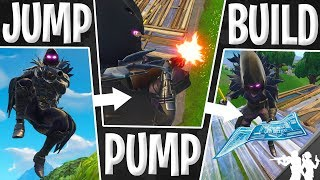 How to Practice the Tfue Special in Fortnite Playground Mode