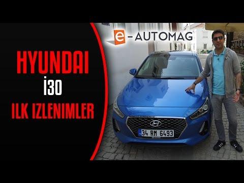 2017 Hyundai i30 lk zlenim