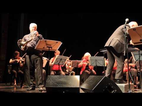 Nigel Mozart Horn Concerto