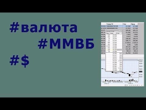 Обмен валюты за 4 минуты (ВР ММВБ)