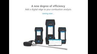 Nueva generación de analizadores de combustión digitales de Sauermann