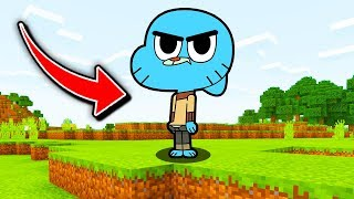 Minecraft : EVIL HAS GUMBALL HAS RETURNED! (Ps3/Xbox360/PS4/XboxOne/PE/MCPE)