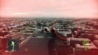 ACE COMBAT ASSAULT HORIZON 'Online Assault: Capital Conquest'Trailer