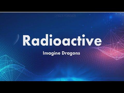 Imagine Dragons - Radioactive(Lyrics)