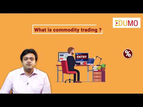 Current Scenario Of Commodity Trading In India