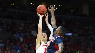 Wisconsin vs Arizona Highlights