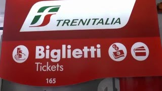 Train Tickets in Italy