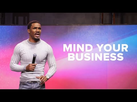 Focus | Dr. Matthew Stevenson | Mind Your Business