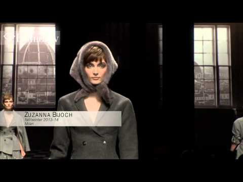 Katlin Aas + Zuzanna Bijoch: Top Models of Fall/Winter 2013-14 Fashion Week | FashionTV