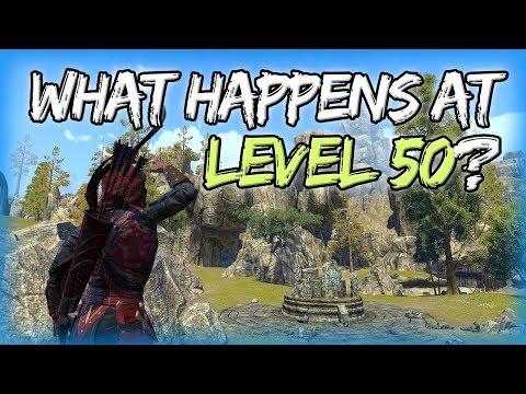 Elder Scrolls Online After Level 50
