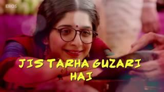 Kheech Meri Photo Karaoke Version Sanam Teri Kasam Harshvardhan Rane 1