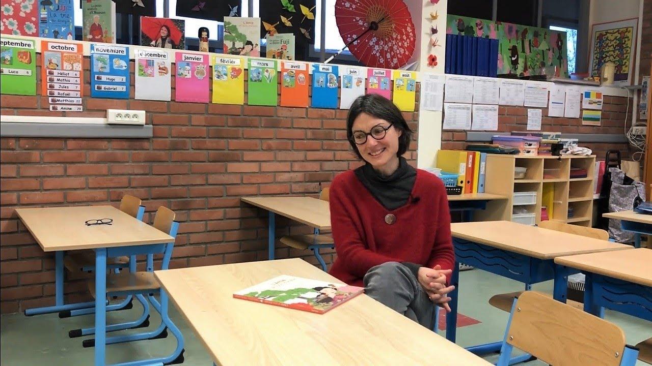 Reportage: Delphine Roux et les sentiers de la création