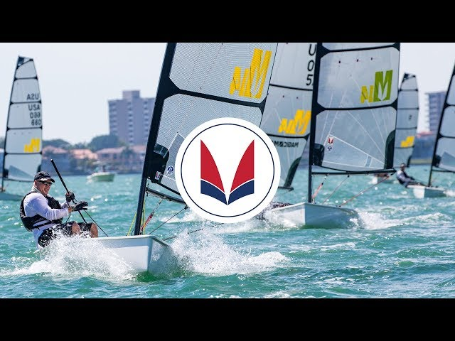 2019 Melges 14 Midwinters Day One