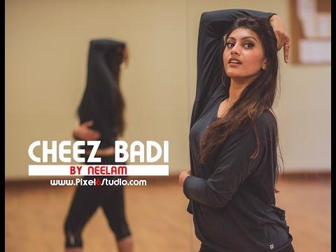 Tu Cheez Badi Hai Mast Mast | Machine | Dance choreography by Neelam