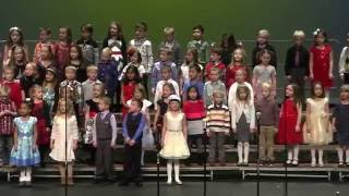 lakeview elementary holiday concert