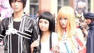 2013 Chengdu Comic Party 03 Cosplay FANVIDEO 【by 弱光双子】
