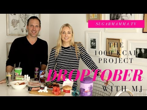My Weight Loss, Fitness & Health Challenge - The 1000 Calorie Challenge || SugarMamma.TV