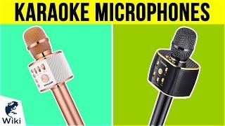 10 Best Karaoke Microphones 2019