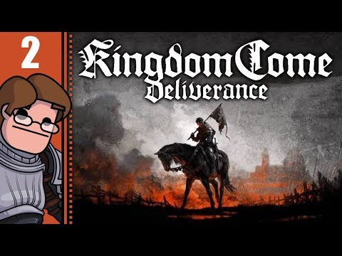 Let's Play Kingdom Come: Deliverance Part 2 - These Fists Were Apparently Not Made for Punching