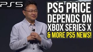 PlayStation 5 Price Depends On Xbox Series X, Launch Game Rumor & More! (PS5 News)