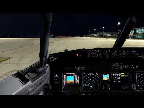 [P3Dv4.1] Spicejet 737-700WL | VOBL-VOHS |