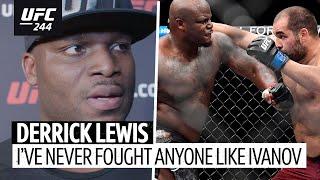 Derrick Lewis: