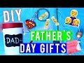 DIY Father's Day Gift Ideas! 2017