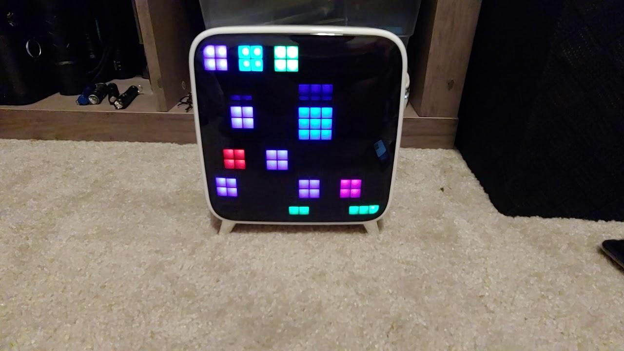 Divoom Tivoo Max Sound demo