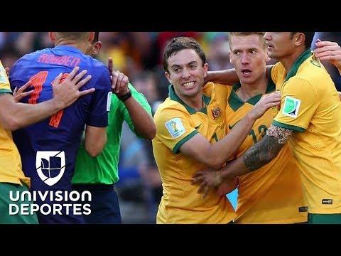 Australia, el rival que Honduras deberá superar para llegar al Mundial