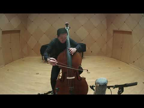 Bach Partita in A minor BWV 1013, Allemande (Transcribed by Chunyang Wang)