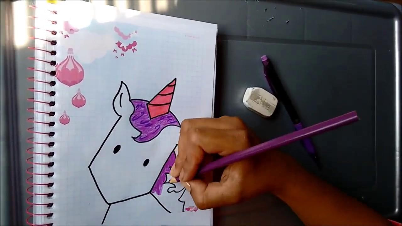 Imagenes De Unicornios Para Dibujar Faciles Paso A Paso